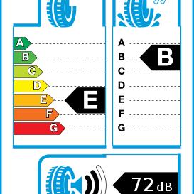 Eticheta europeana anvelope