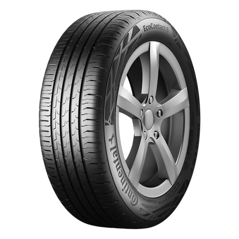 Anvelope vara CONTINENTAL EcoContact 6 * 205/55 R16 91W