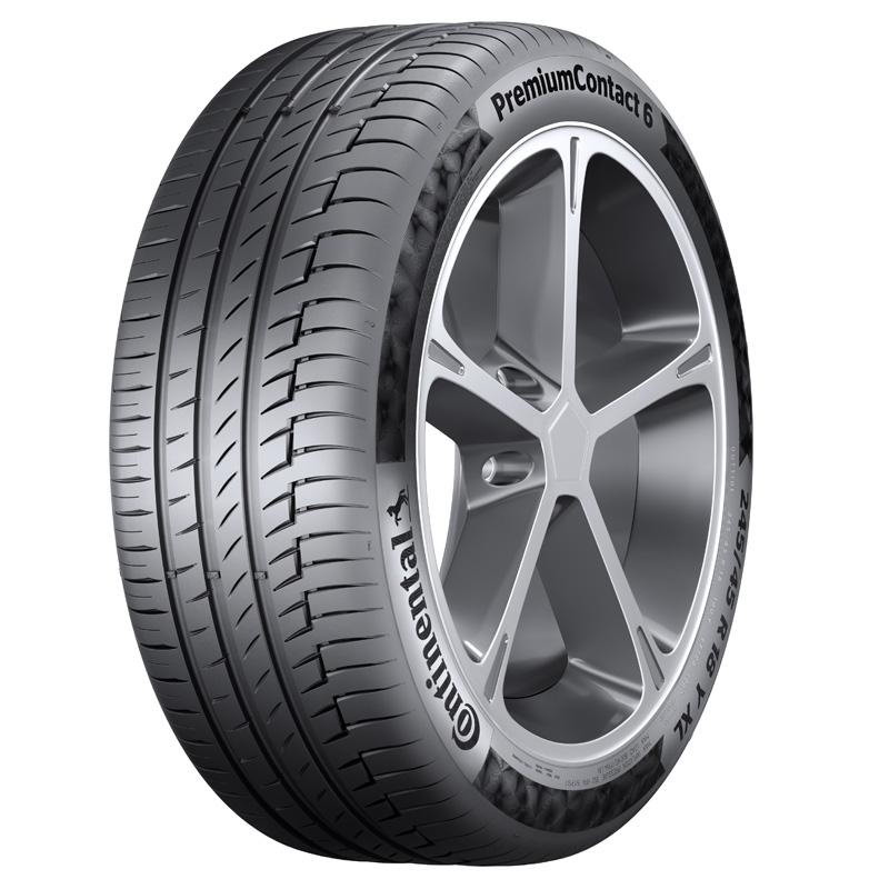 Anvelope vara CONTINENTAL PREMIUM CONTACT 6 205/45 R16 83W