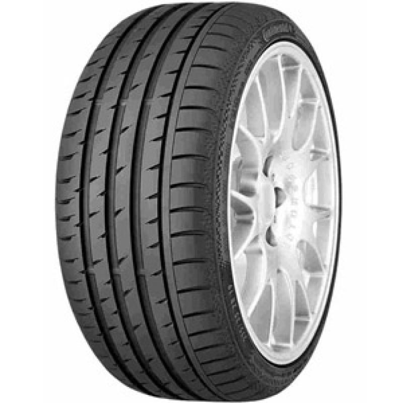 Anvelope vara CONTINENTAL SPORT CONTACT 3 SSR * 205/45 R17 84V