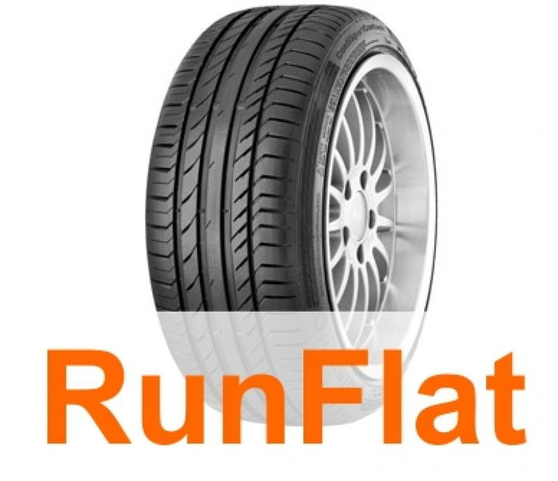 Anvelope vara CONTINENTAL SPORT CONTACT 5 * SEAL INSIDE FR 255/50 R21 109Y