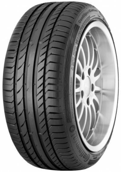 Anvelope vara CONTINENTAL SPORT CONTACT 5 275/40 R19 105W