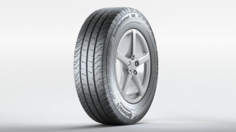 Anvelope vara CONTINENTAL VAN CONTACT 200 8PR 235/65 R16C 115/113R