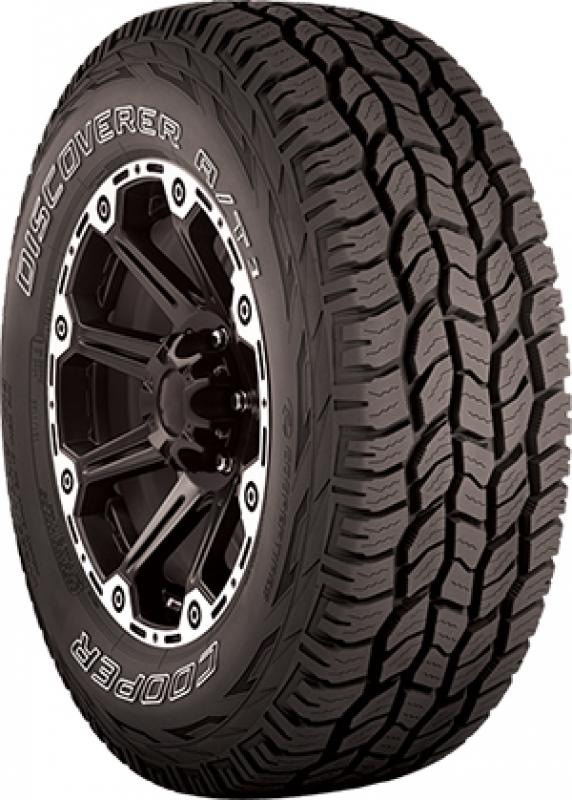 Anvelope all seasons COOPER  DISCOVERER AT3 4S OWL 255/65 R17 110T