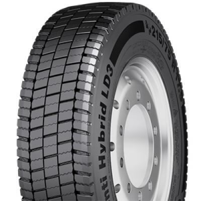 Anvelope tractiune CONTINENTAL Hybrid LD3 225/75 R17.5 129/127M