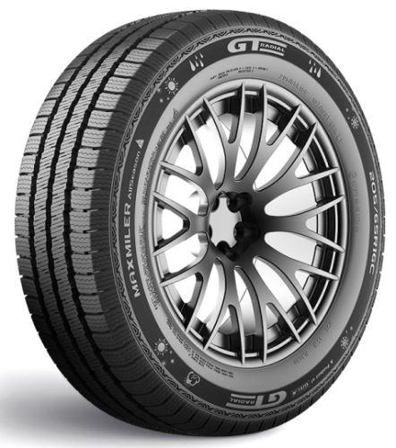 Anvelope all seasons GT RADIAL Maxmiler AllSeason 195/75 R16C 107/105R