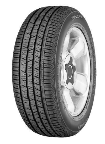 Anvelope vara CONTINENTAL CROSS LX SPORT MOE SSR XL 255/50 R19 107H