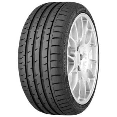 Anvelope vara CONTINENTAL SC-5 VOL CSi FR XL 275/45 R20 110V