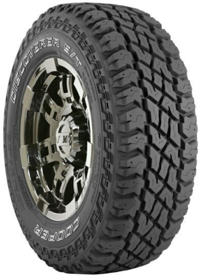 Anvelope vara COOPER DISCOVERER ST MAXX P.O.R BSW 245/70 R17 119Q