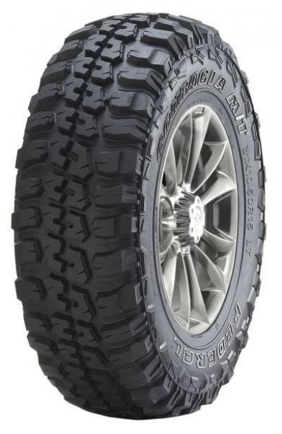 Anvelope vara FEDERAL COURAGIA M/T POR OWL 265/70 R17 121Q