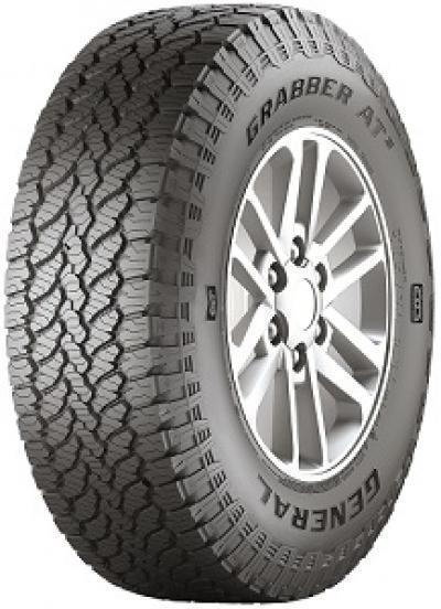 Anvelope vara GENERAL GRABBER AT3 265/60 R18 119S