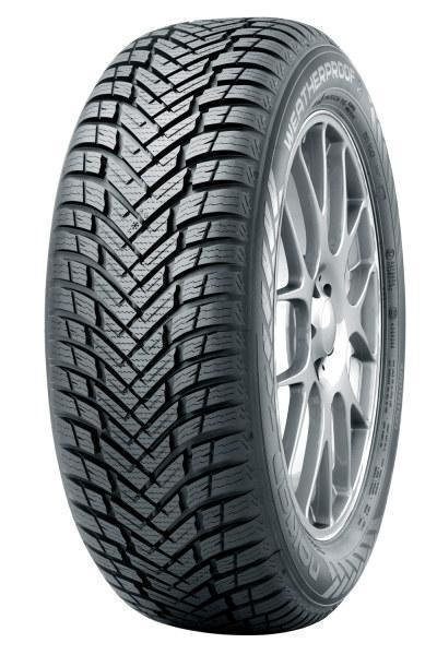 Anvelope all seasons NOKIAN WEATHERPROOF XL 215/55 R17 98V