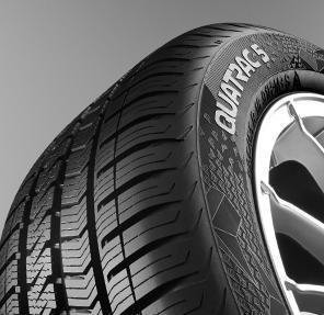 Anvelope all seasons VREDESTEIN QUATRAC 5 XL 255/60 R18 112V