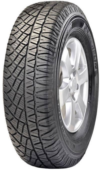 Anvelope vara MICHELIN Latitude Cross 4x4 M+S 225/65 R17 102H