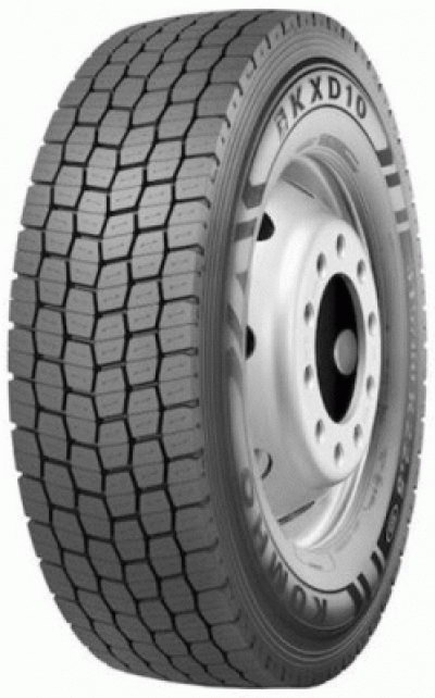 Anvelope tractiune KUMHO Kxd-10 Multimax M+S 315/70 R22.5 154L