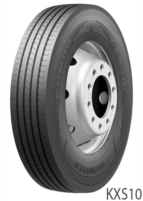 Anvelope directie KUMHO Kxs-10 Multimax 3pmsf 295/80 R22.5 154L