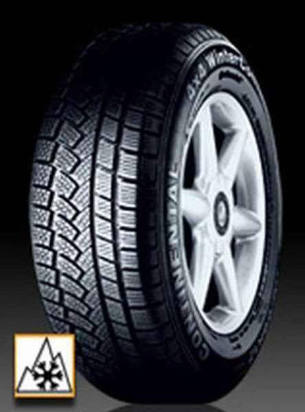 Anvelope iarna CONTINENTAL Conti4x4WinterContact 235/65 R17 104H