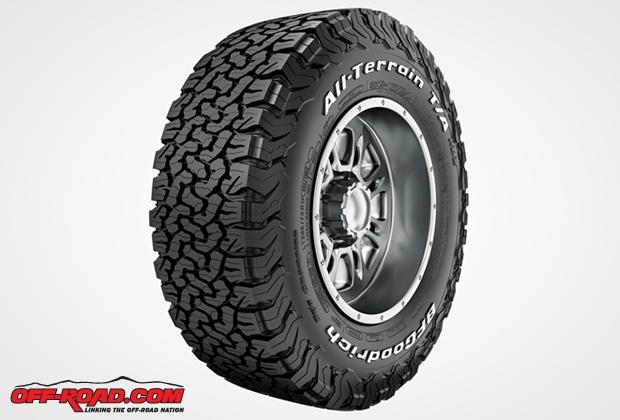 Anvelope vara BF GOODRICH ALL-TERRAIN T/A KO2 31/10.50 R15 109S