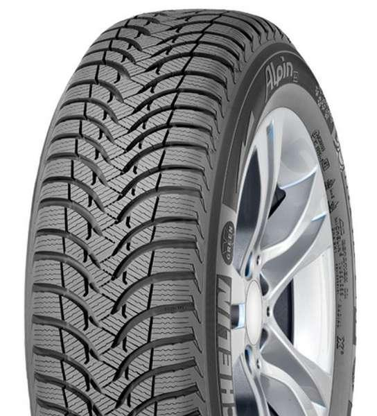 Anvelope iarna MICHELIN Alpin A4 195/50 R15 82T