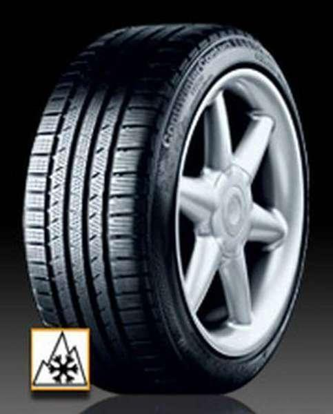 Anvelope iarna CONTINENTAL ContiWinterContact TS810S 255/45 R17 102V