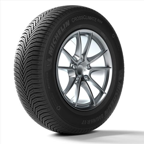 Anvelope all seasons MICHELIN CROSSCLIMATE SUV 255/60 R18 112V