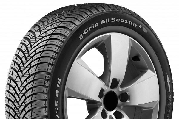 Anvelope all seasons BF GOODRICH G-GRIP ALL SEASON2 215/55 R17 98V