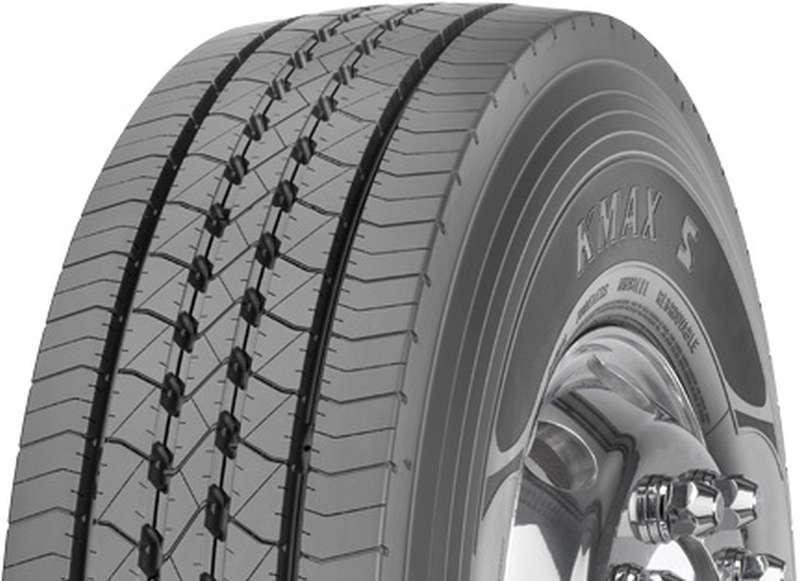 Anvelope directie GOODYEAR KMAX S 385/55 R22.5 160/158K/L