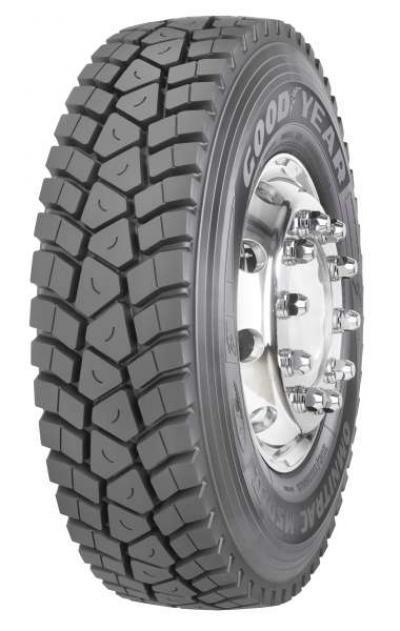 Anvelope tractiune GOODYEAR OMNITRAC MSD II 295/80 R22.5 152/148K