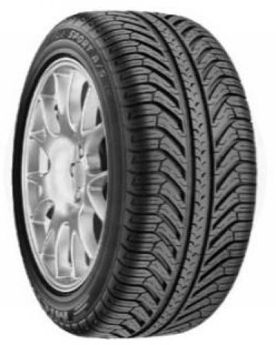 Anvelope all seasons MICHELIN Pilot Sport A/S Plus 255/45 R19 100V