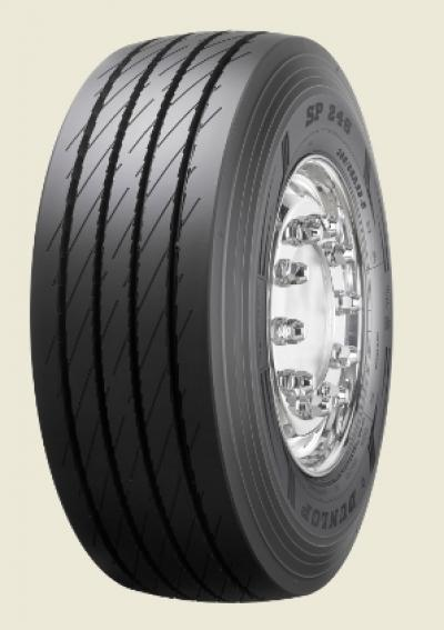 Anvelope trailer DUNLOP SP246 215/75 R17.5 135/133J