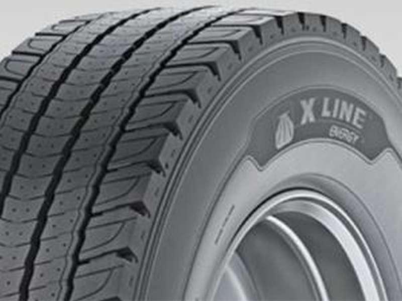 Anvelope tractiune MICHELIN X LINE ENERGY D 315/60 R22.5 152/148L