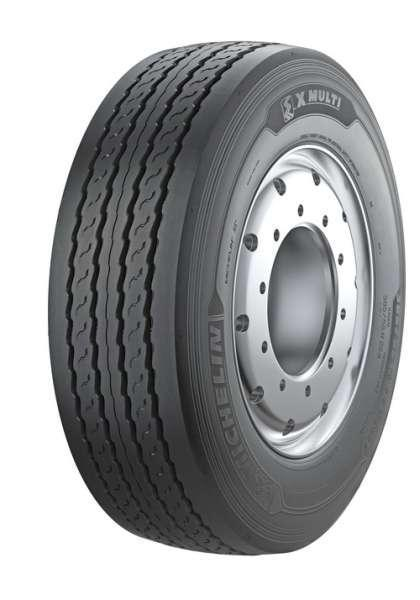 Anvelope trailer MICHELIN X MULTI T 385/55 R22.5 160K