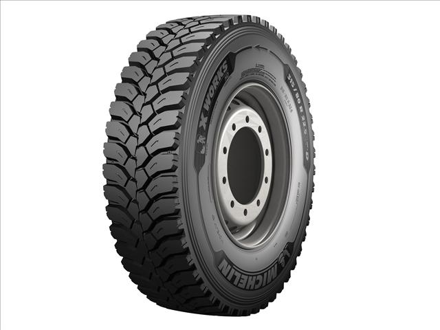 Anvelope tractiune MICHELIN X WORKS HD D 13// R22.5 156/151K