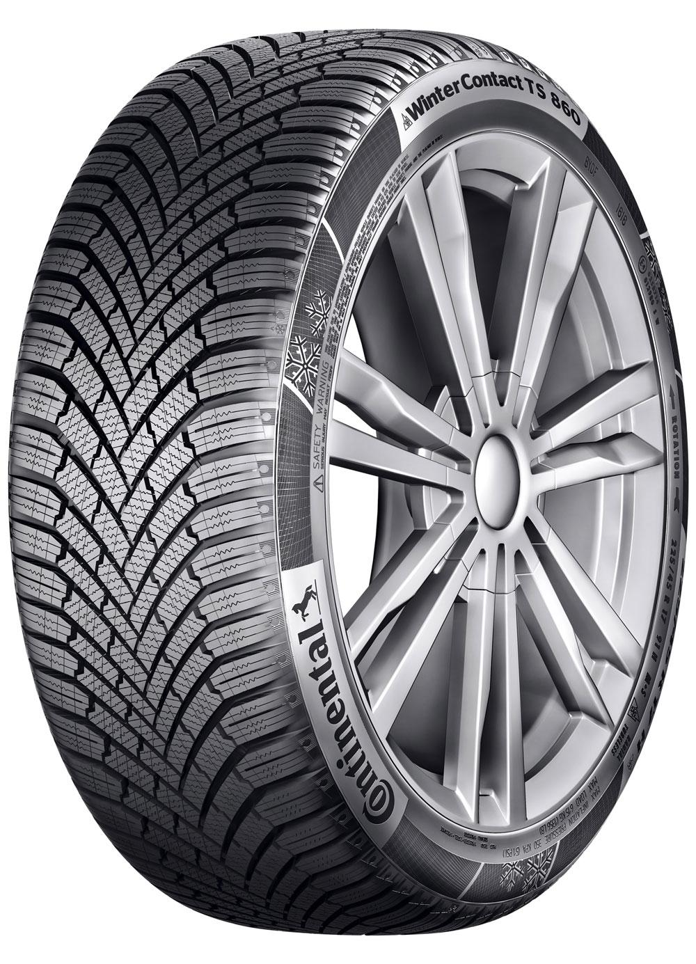 Anvelope iarna CONTINENTAL WINTER CONTACT TS860 165/60 RR15 77T