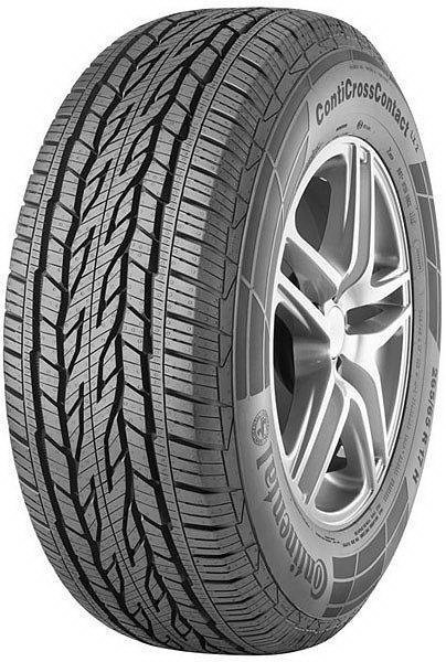 Anvelope vara CONTINENTAL CROSS CONTACT LX2 FR 225/65 R17 102H