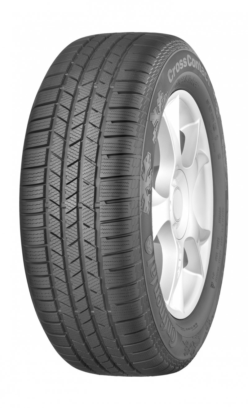 Anvelope vara CONTINENTAL CROSS CONTACT LX SPORT 235/65 R17 108V