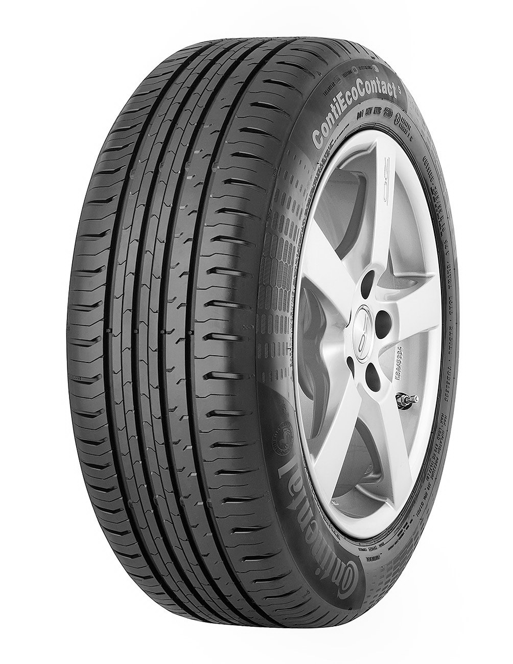 Anvelope vara CONTINENTAL Eco Contact 5 205/55 R17 95V
