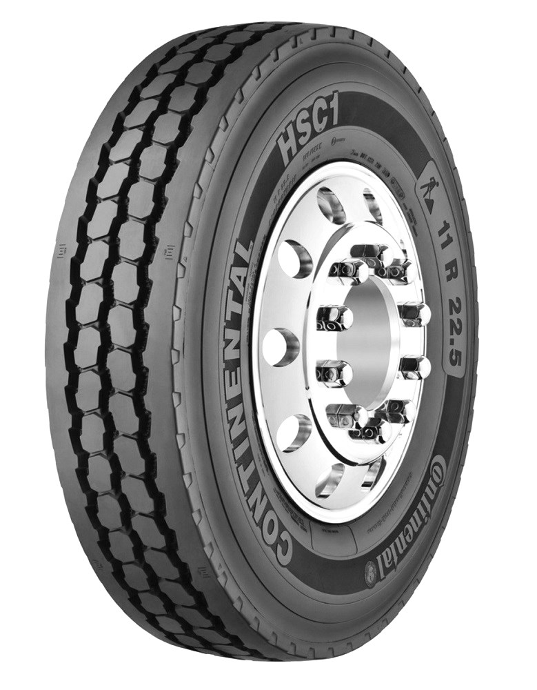 Anvelope trailer CONTINENTAL HSC1 315/80 R22.5 156/150K