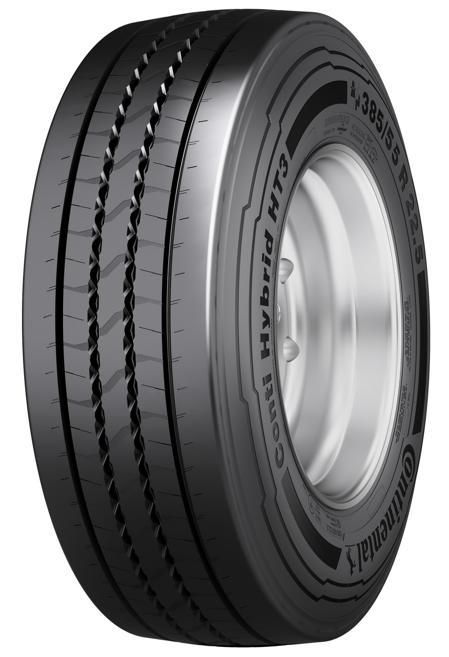 Anvelope trailer CONTINENTAL CHT3 265/70 R19.5 143/141K