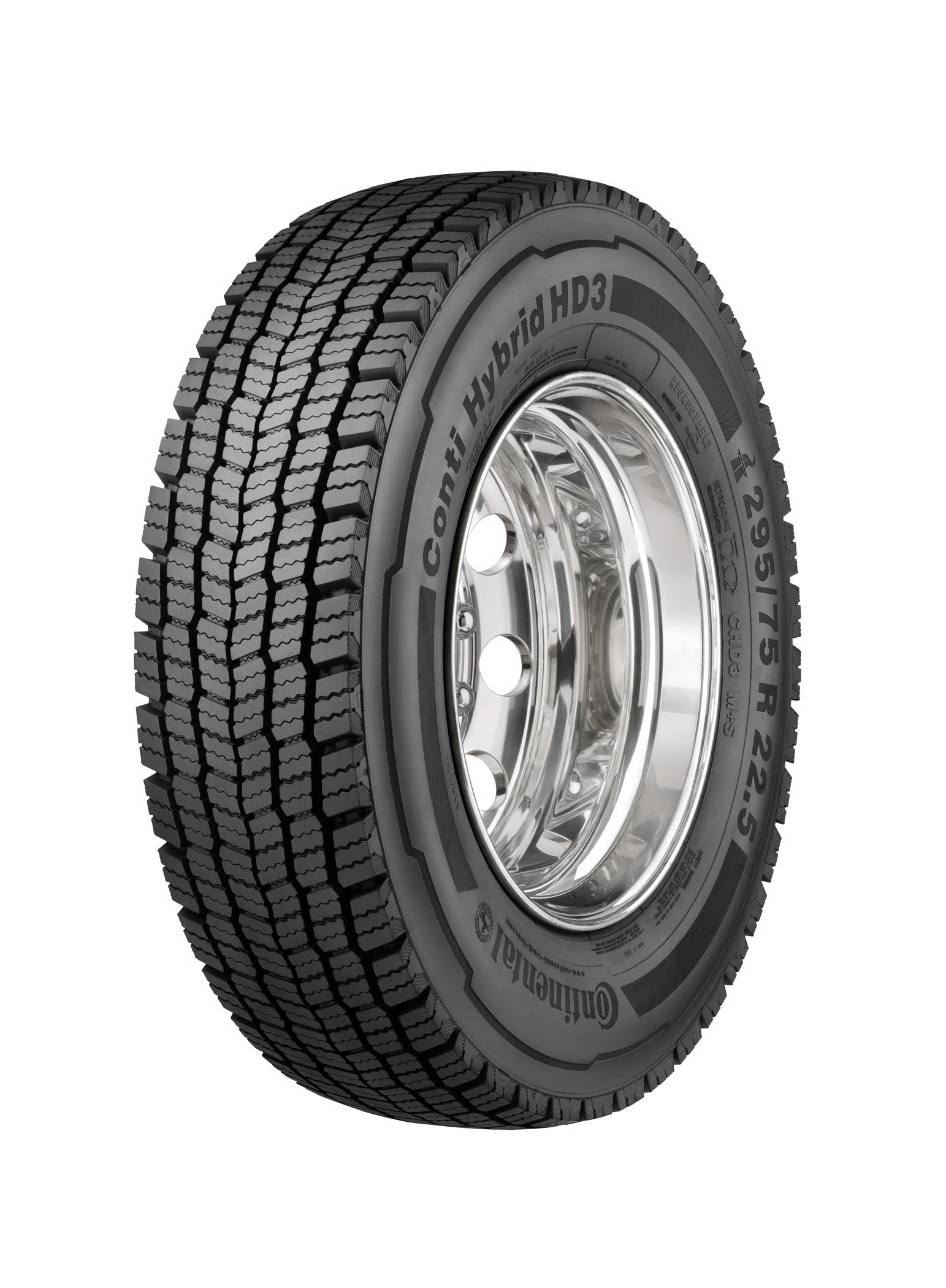 Anvelope trailer CONTINENTAL Conti Hybrid HD3 (CHD3) 315/80 R22.5 156/150L