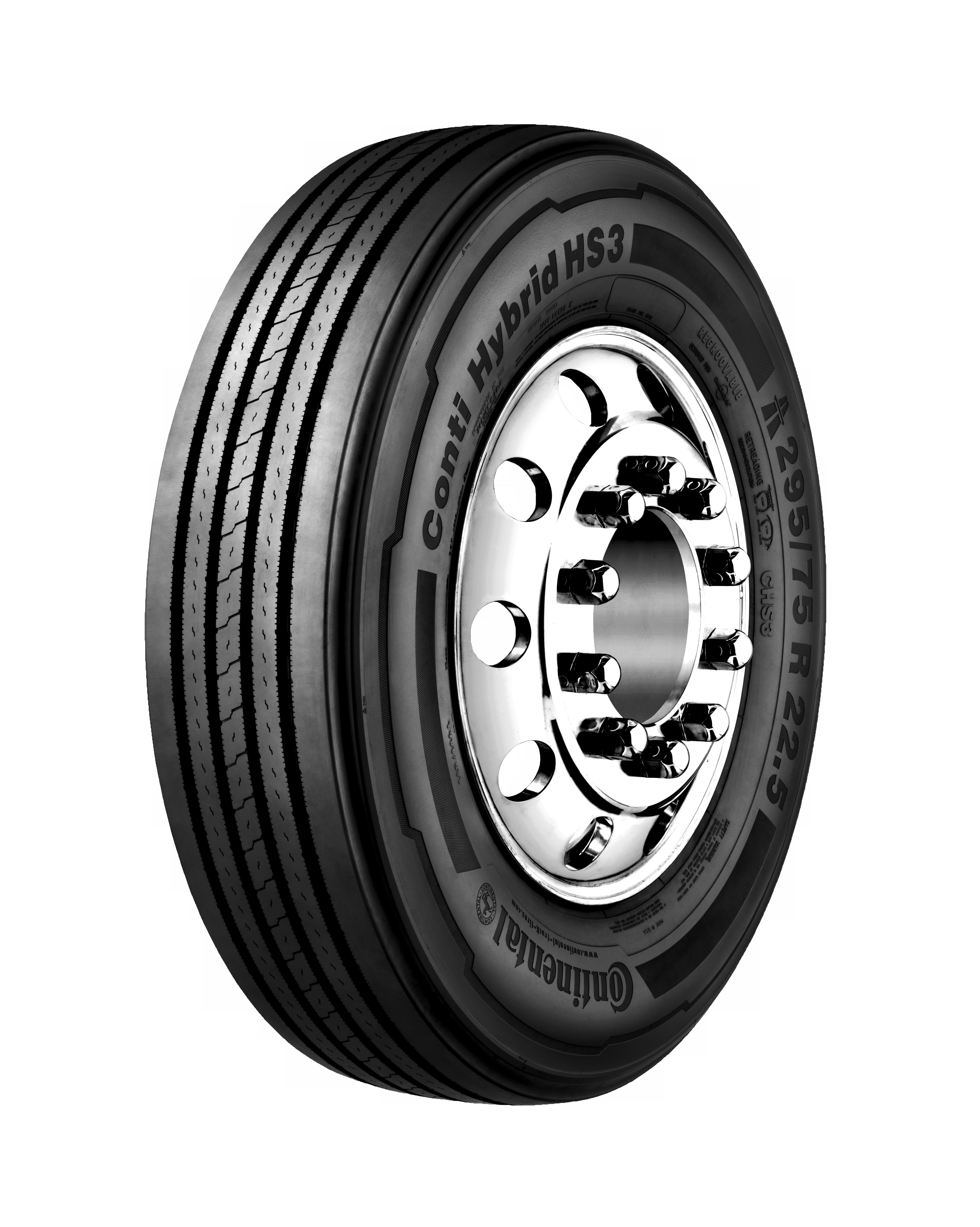 Anvelope trailer CONTINENTAL Conti Hybrid HS3 (CHS3) 315/80 R22.5 156/150L