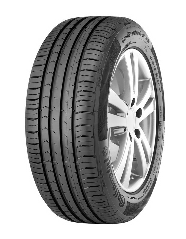 Anvelope vara CONTINENTAL PREMIUM CONTACT 5 215/55 R16 97W