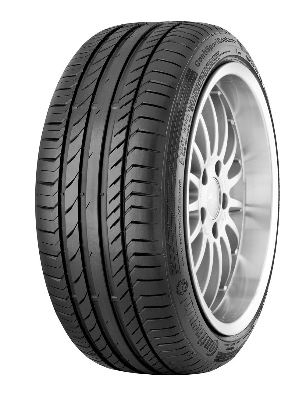 Anvelope vara CONTINENTAL SPORT CONTACT 5 235/50 R17 96W