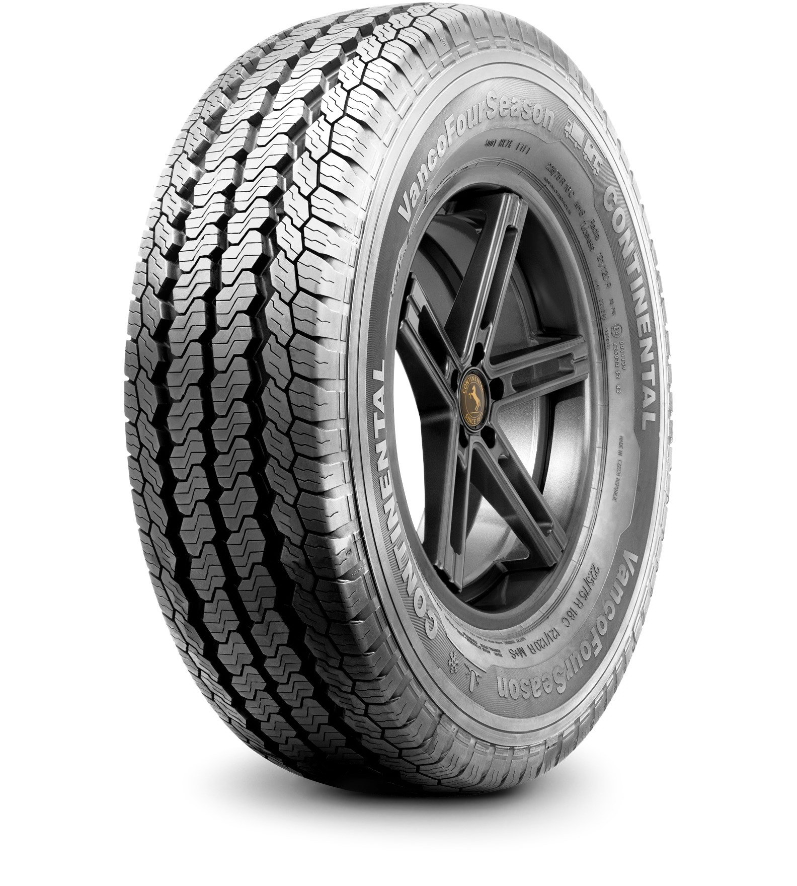 Anvelope all seasons CONTINENTAL VANCONTACT 4SEASON 8PR 195/75 R16C 107/105R