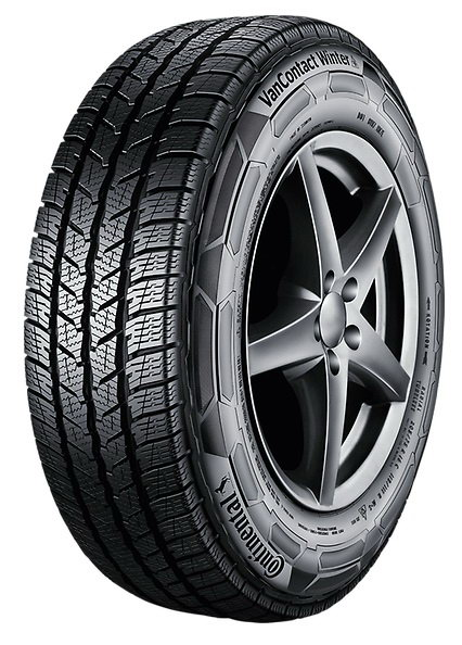 Anvelope iarna CONTINENTAL VAN CONTACT WINTER 205/75 R16C 110/108R