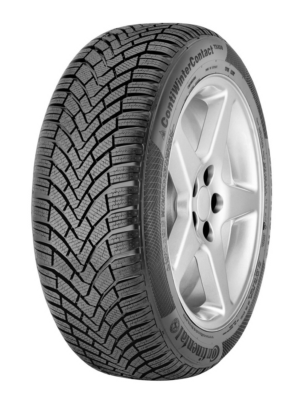 Anvelope iarna CONTINENTAL ContiWinterContact TS 850 P 225/55 R17 101V