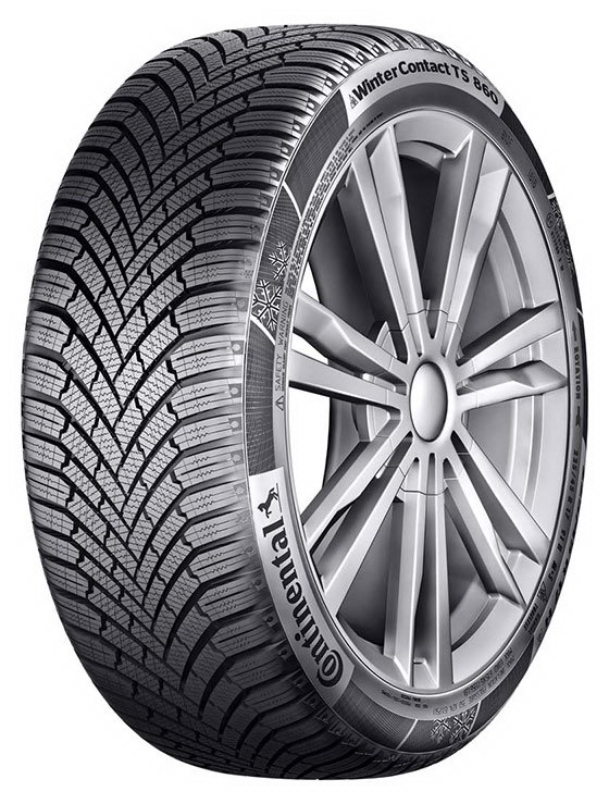 Anvelope iarna CONTINENTAL WINTER CONTACT TS860 S FR 255/55 R19 111V