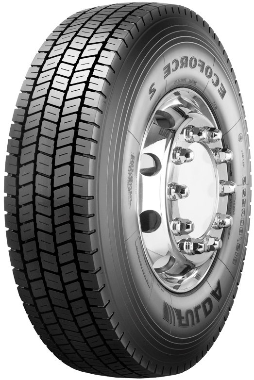 Anvelope trailer FULDA ECOFORCE 2 315/80 R22.5 156L154M