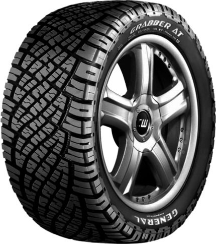 Anvelope vara GENERAL GRABBER AT FR BSW SL 225/65 R17 102H
