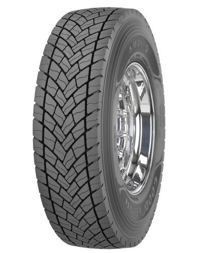 Anvelope trailer GOODYEAR KMAX D 315/70 R22.5 154/152L